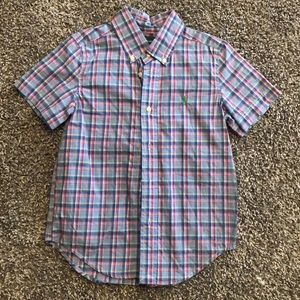 Toddler Boys Ralph Lauren Button Down